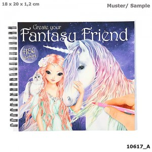 Zestaw Fantasy Friend Top Model