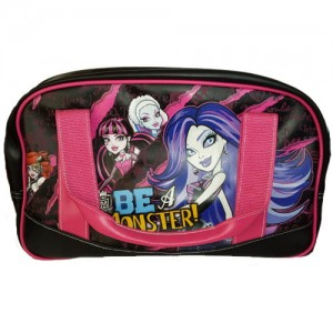 Torba sportowa Monster High Be a Monster