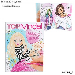 Top Model Magic Book